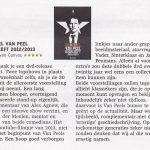 DVD recensie VPO12/13 - de Standaard, 26/03/2014