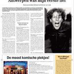 Interview De Streekkrant 28/3/2013